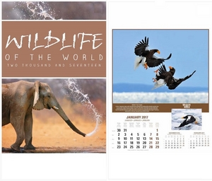 Wildlife Of The World Wall.